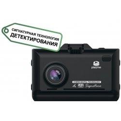 Автомобильный видеорегистратор с радар-детектором Playme P570SG Tetra