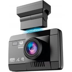 Автомобильный видеорегистратор с GPS и радар-детектором (комбо-устройство) Playme Prime