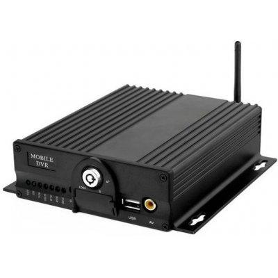 Стационарный автомобильный 4 канальный видеорегистратор Proline PR-MRA6504D