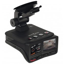 Автомобильный видеорегистратор с радар-детектором Street Storm STR-9970BT WiFi Signature