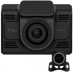 Автомобильный видеорегистратор c Wi-Fi, GPS и камерой заднего вида Street Storm CVR-N8820W-G