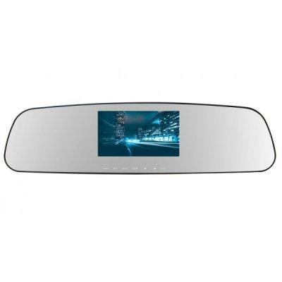 Автомобильный видеорегистратор с качеством SuperHD в зеркале заднего вида TrendVision MR-710GP