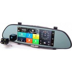 Автомобильный видеорегистратор в зеркале заднего вида Vizant 957NK