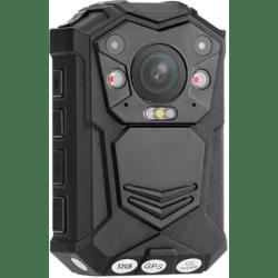 Носимый (персональный) нагрудный видеорегистратор VIZOR-2-64 GPS