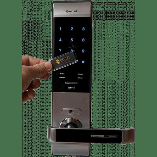 Магнитный и механический кодовый замок на входную дверь цена ... | 600x600