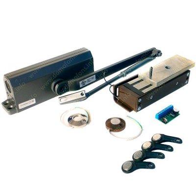 Комплект электромагнитного замка с доводчиком Power Lock-400G