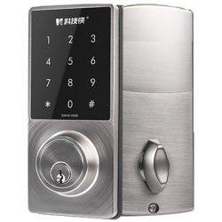 Врезной электронный дверной кодовый Bluetooth замок Selock Hotel Mini