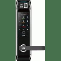 Врезной биометрический замок с возможностью удаленного управления UNICOR FRANK 9000
