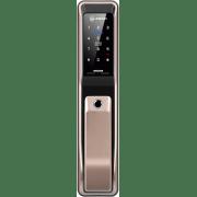Врезной биометрический кодовый дверной замок UNICOR PATRICK 8000