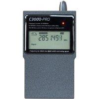 Профессиональный детектор беспроводных передатчиков с частотомером BugHunter C3000 PRO