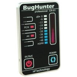 Детектор жучков в ультра компактном корпусе BugHunter CR-1 (карточка)