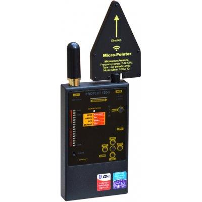 Профессиональный детектор цифровых и аналоговых сигналов Protect 1206i (Защита 1206i) NEW
