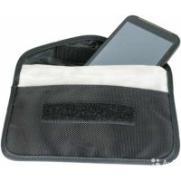 Экранирующий чехол блокиратор Фарадея для ключей, карт и телефонов Nano MAX