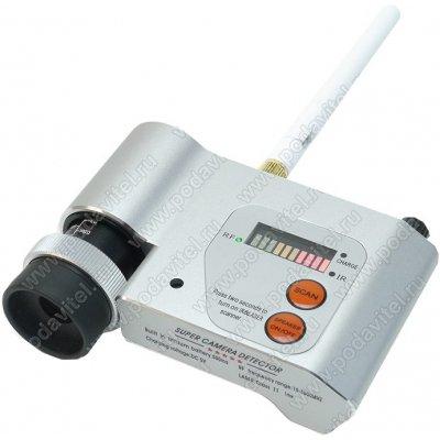 Обнаружитель камер и детектор жучков (2 в 1) Филин-Prof