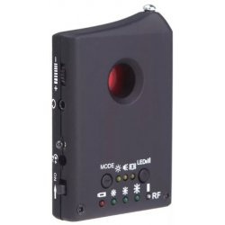 Обнаружитель скрытых камер и передатчиков 2 в 1 BugHunter Dt1 (LDRF)