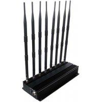 Подавитель связи и интернета стационарный мультичастотный Терминатор 130-5G
