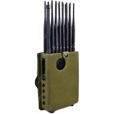 Мультичастотный мобильный подавитель Терминатор 37-5G (16х12)