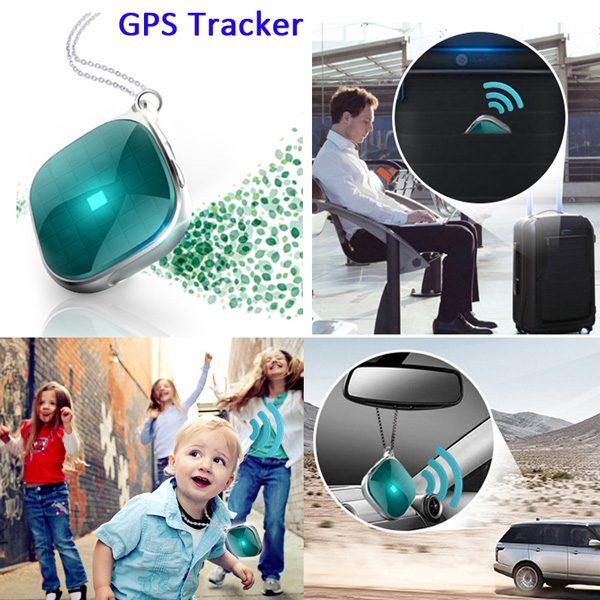 Персональный компактный GPS трекер GTP09AG