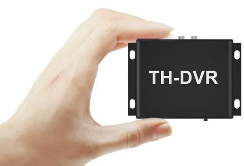 Миниатюрный аналоговый AHD TVI видеорегистратор Proline TH-DVR