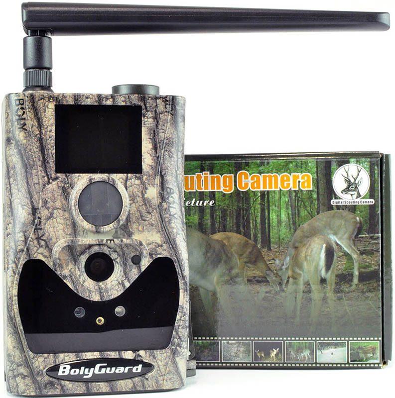 Фотоловушка для охраны и охоты с MMS функционалом Boly Guard BG584 24MP (4G/LTE)