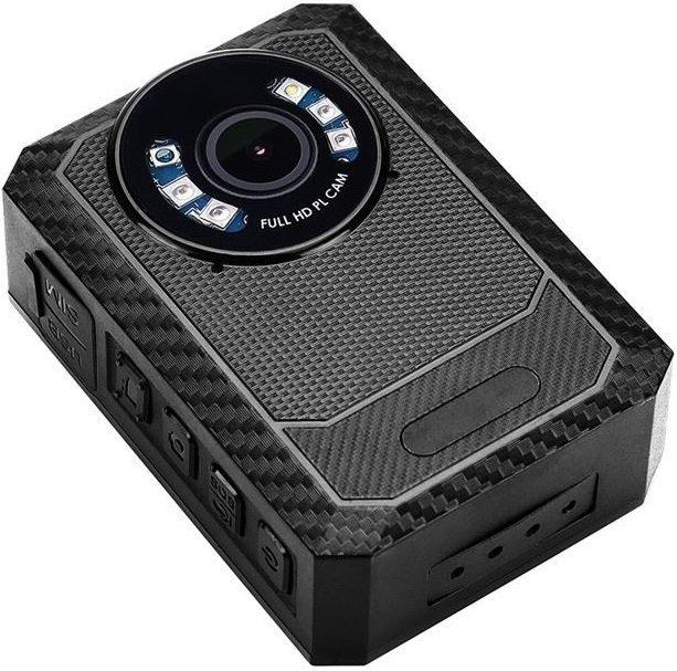 Носимый персональный 4G видеорегистратор с Wifi и GPS функционалом MiCam Vizor X6