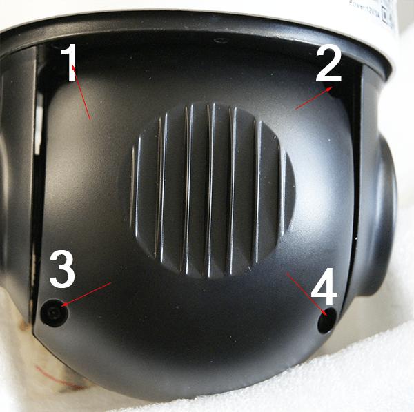 Уличная купольная IP камера поворотная c 5х зумом и Wi-Fi модулем Millenium 295W PTZ
