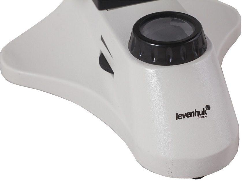 Микроскоп Levenhuk (Левенгук) Rainbow D50L PLUS, 2 Мпикс, Moonstone\Лунный камень