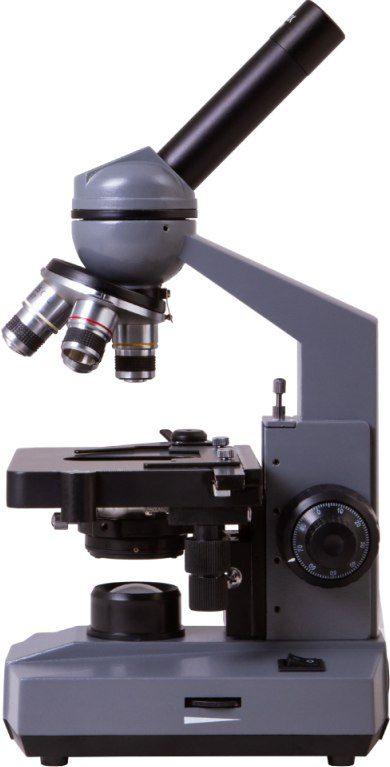 Лабораторный монокулярный биологический микроскоп Levenhuk (Левенгук) 320 PLUS