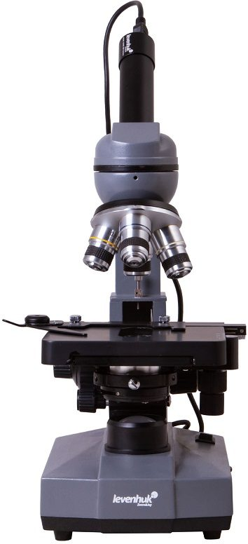 Цифровой монокулярный usb микроскоп Levenhuk (Левенгук) D320L BASE, 3 Мпикс