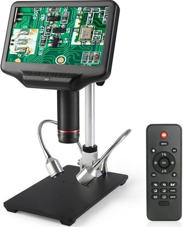 Микроскоп цифровой с дистанционным управлением Levenhuk (Левенгук) DTX RC4