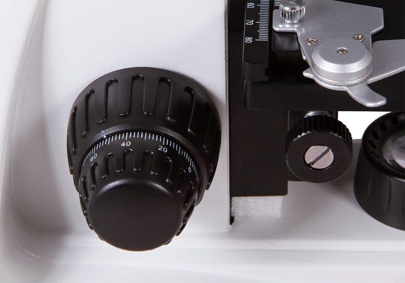 Бинокулярный лабораторный биологический микроскоп Levenhuk (Левенгук) MED 10B