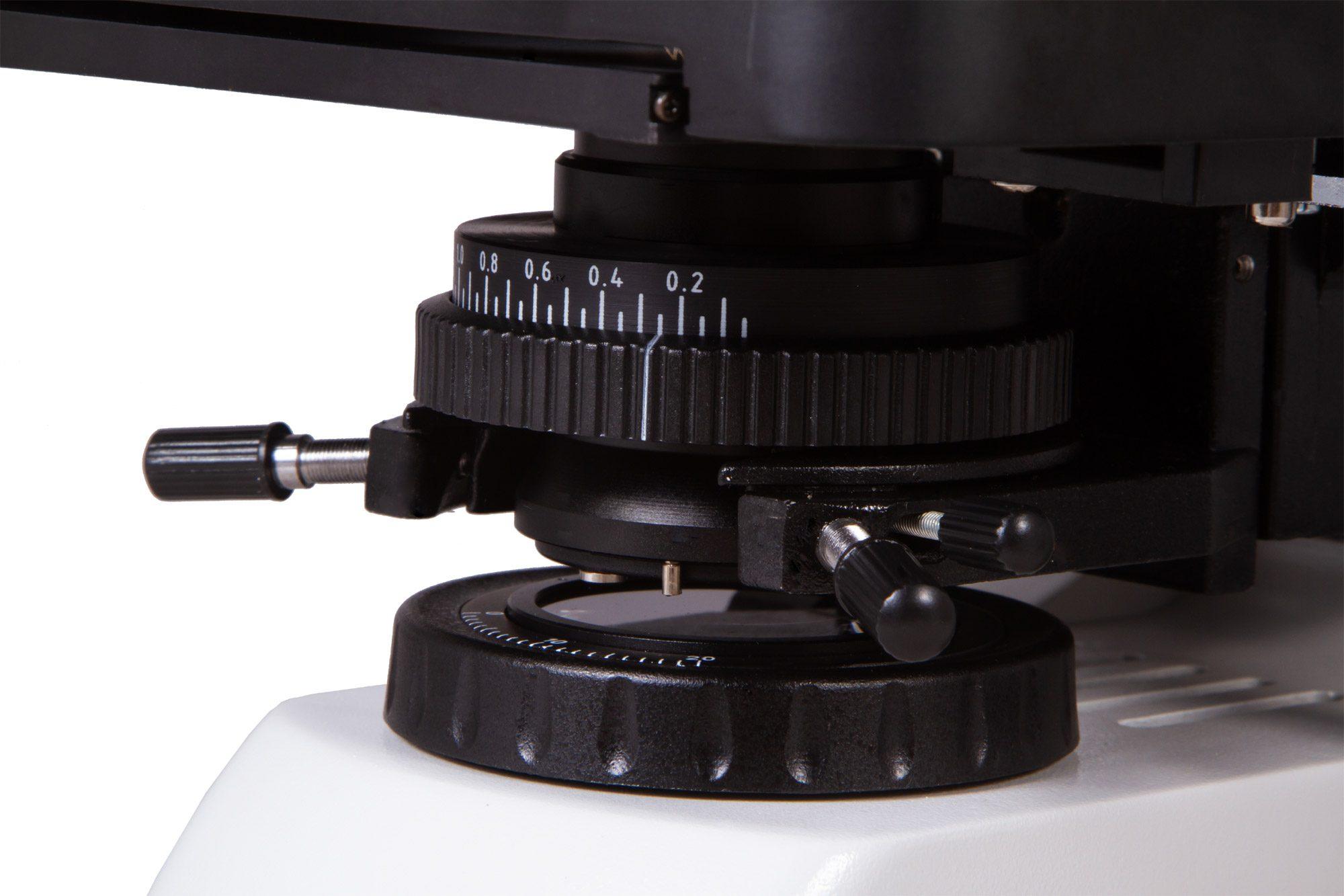 Бинокулярный лабораторный биологический микроскоп Levenhuk (Левенгук) MED 30B