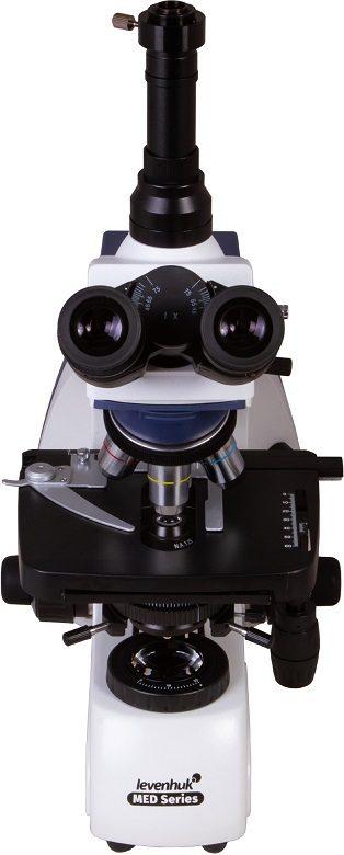 Лабораторный биологический микроскоп Levenhuk (Левенгук) MED 30T