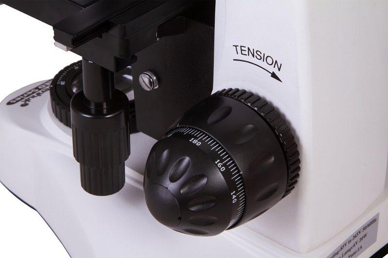 Лабораторный биологический цифровой микроскоп Levenhuk (Левенгук) MED D20T, тринокулярный