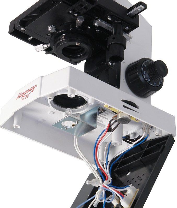 Биологический Микроскоп Микромед Р-1 LED
