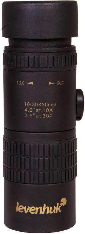 Монокуляр для охоты с переменным увеличением Levenhuk (Левенгук) Atom 10–30х30