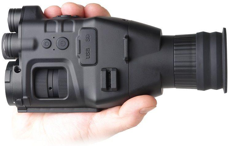 Прицел цифровой Veber (Вебер) DigitalBat 1-24HD многофункциональный
