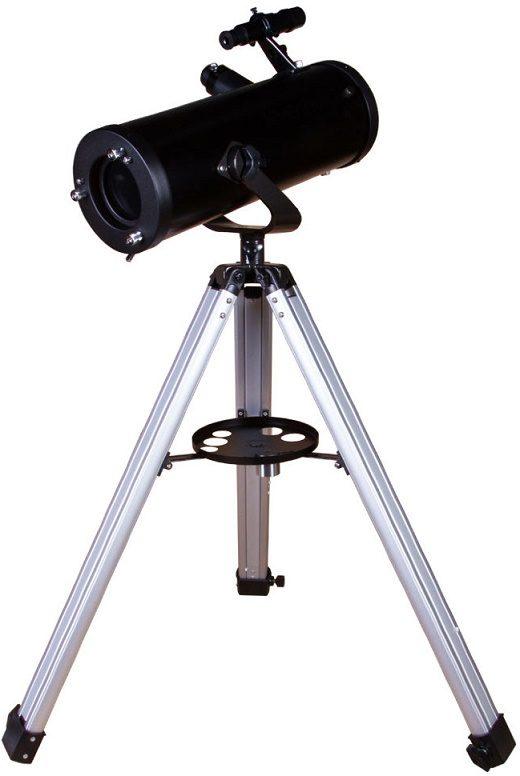 Телескоп рефлектор Ньютона Levenhuk (Левенгук) Skyline BASE 120S