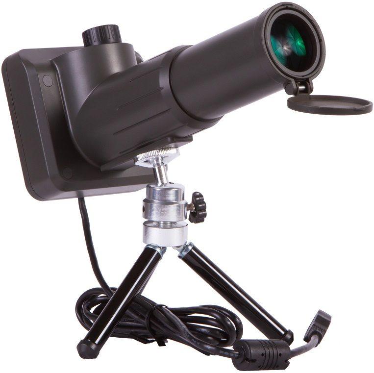 Зрительная цифровая труба с дисплеем и записью Levenhuk (Левенгук) Blaze D200