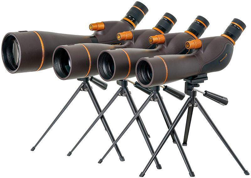 Зрительная труба для охоты и спорта Levenhuk (Левенгук) Blaze PRO 80
