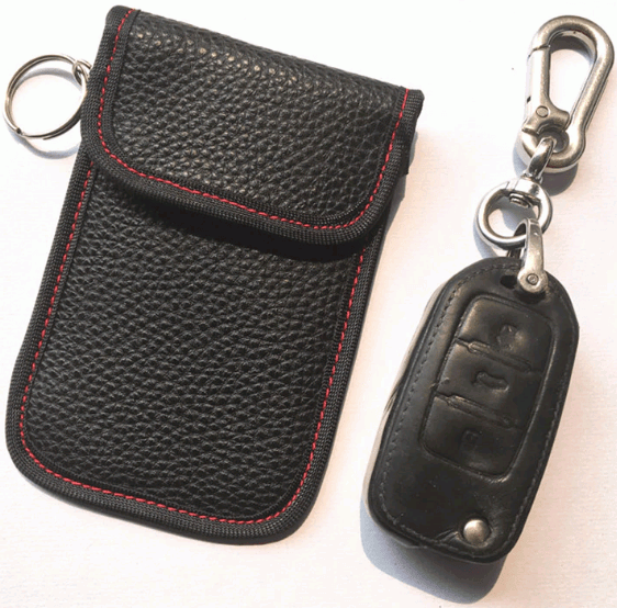 Экранирующий чехол блокиратор (ключница) для автомобильных ключей Nano Key